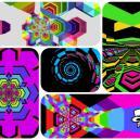 Psychedelische GIFs